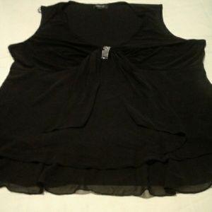 Dressbarn Woman Collection  Sleeveless shirt  20 W